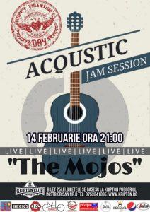 Acqoustic Jam Session - The Mojos @ Kripton Club Pub&Grill
